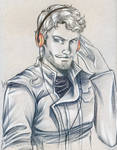 Starlord- Guardians of the galaxy