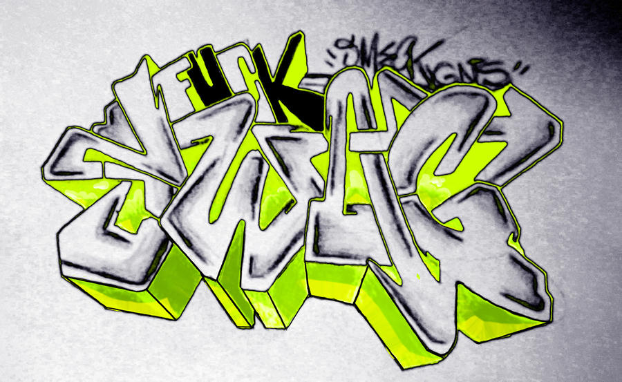 GraffitiSketchBattle-SWAG by SmecKiN on DeviantArt