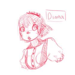 Diana by aggielexi