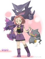 Pokemon by epe-tohri
