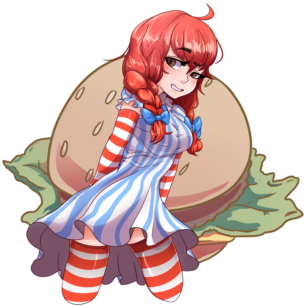 Wendys anime