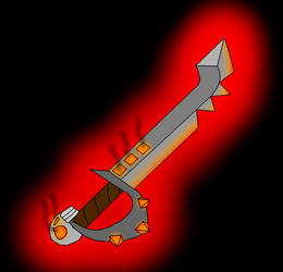 Anger forged weapon by Test48