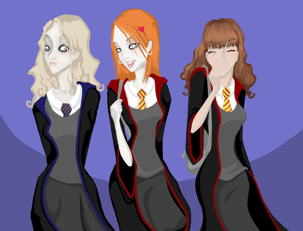 Harry Potter Xperts - Fanfiction