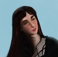Face Study - Redone