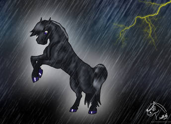 Storm Run by The-Lone-Predator