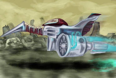 Vehicle Project by The-Lone-Predator