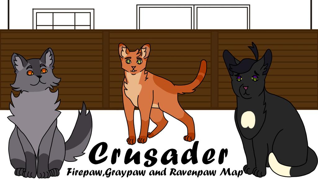 Crusader by Skyrocketier76131
