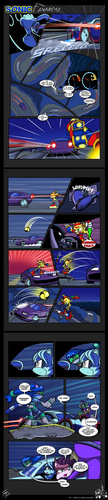 Sonic Fanarchy - 10-12 by STUFF-by-MJM