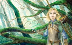 Legolas by Oikeus
