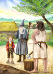 Meeting with Beorn