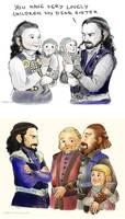 some dwarves by Oikeus