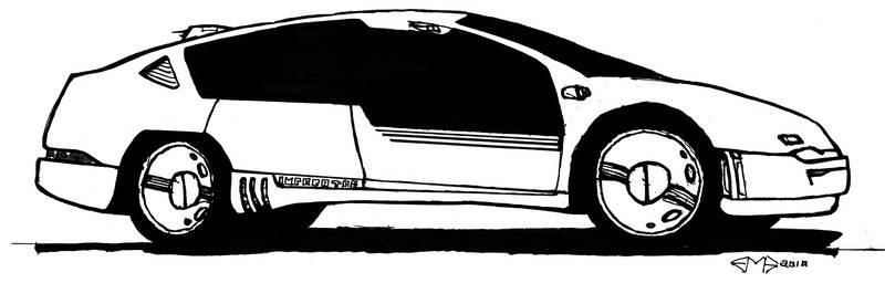 Mitsubishi Imperator 2020