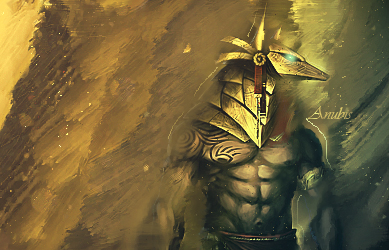 All you need is l... ¡Cállate, John! Anubis______by_goldtamerman-d4ks20p