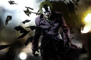 Joker Destruction by GoldTamerMan