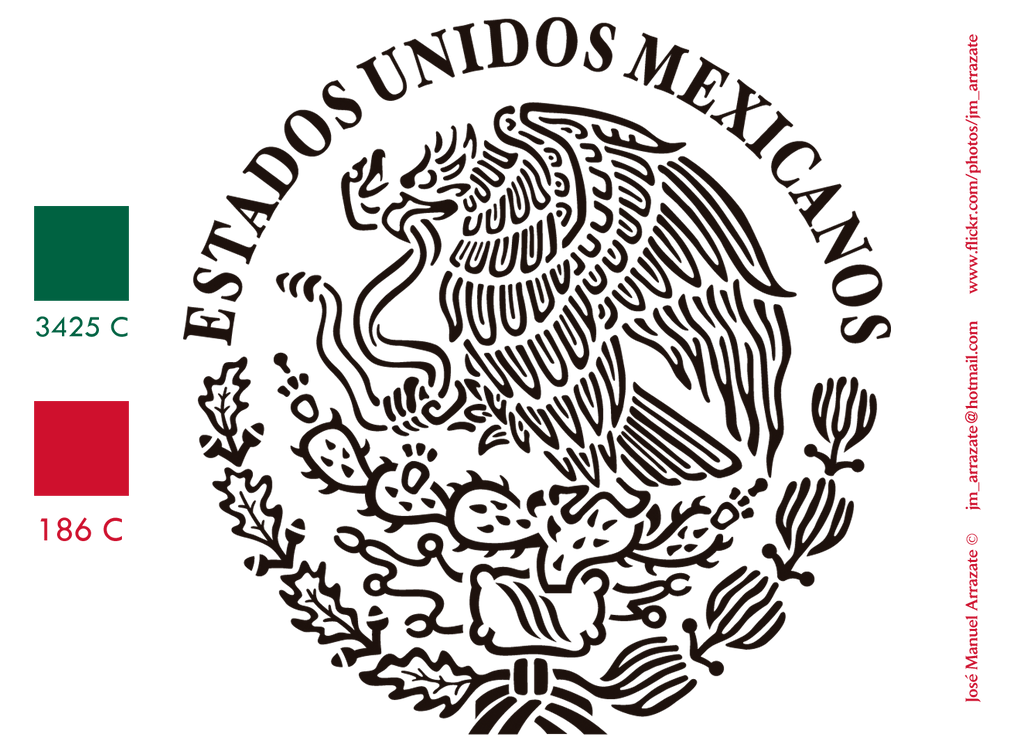 Escudo Mexicano By Karontrix On DeviantArt