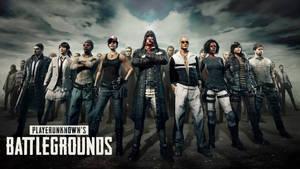 Playerunknown's Battlegrounds Wallpaper by AllOfGameWallpapers