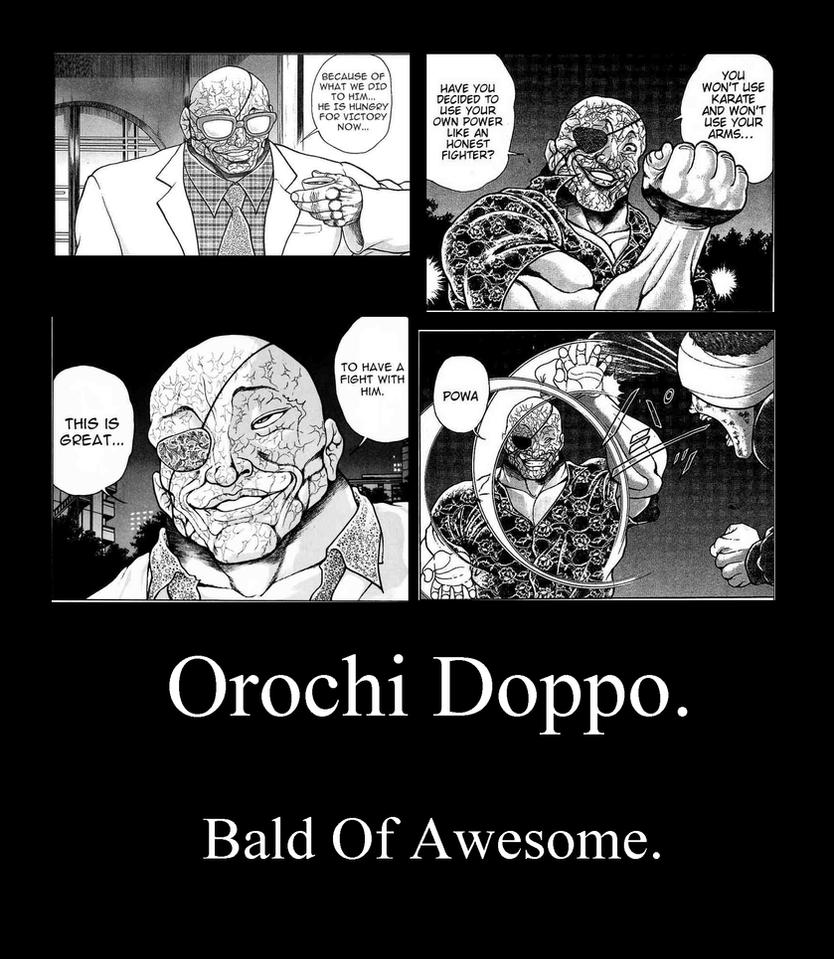Orochi Doppo. By Kalduin On DeviantArt