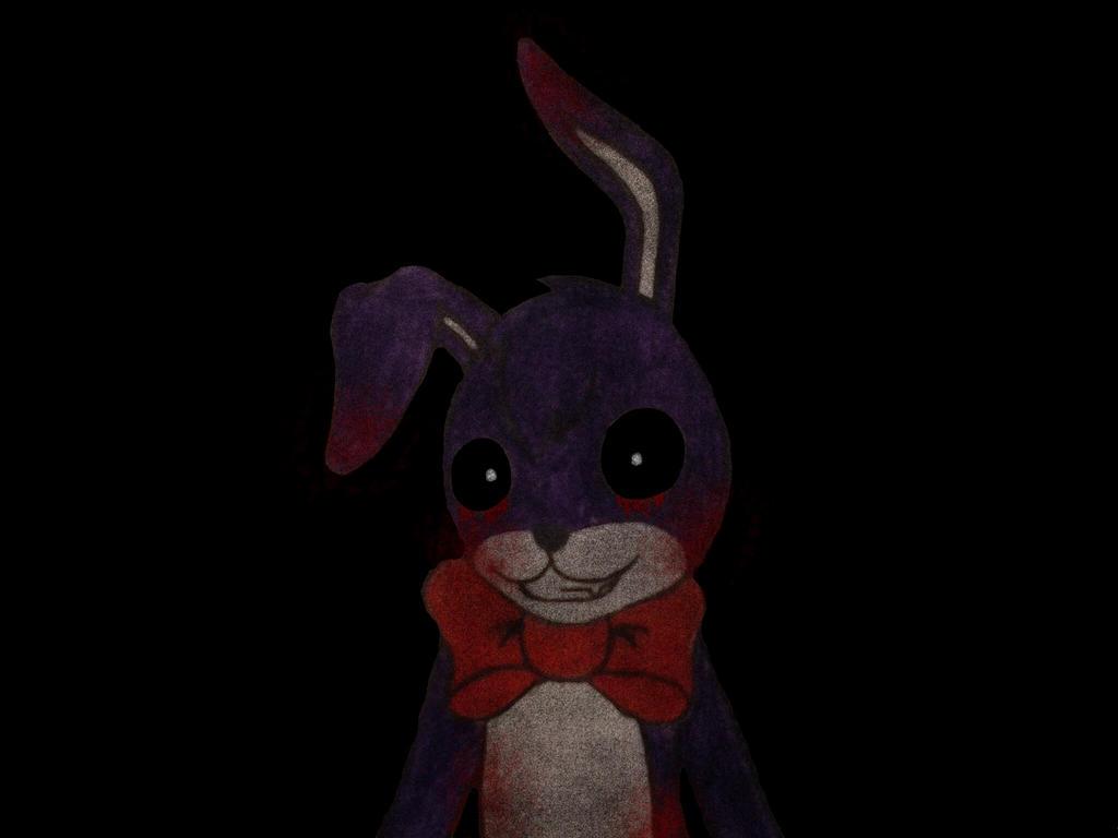 Bonnie The Creepy Ass Bunny by ToxicSoul77 on DeviantArt