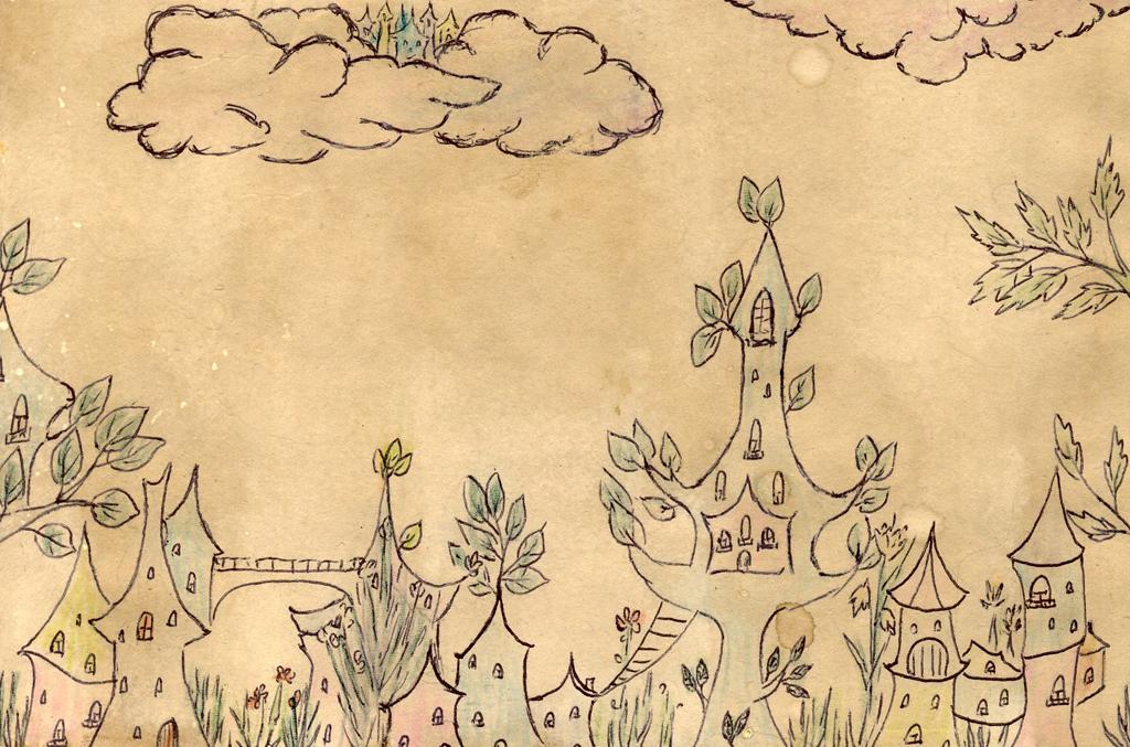 16 Town of faeries by Hildiko