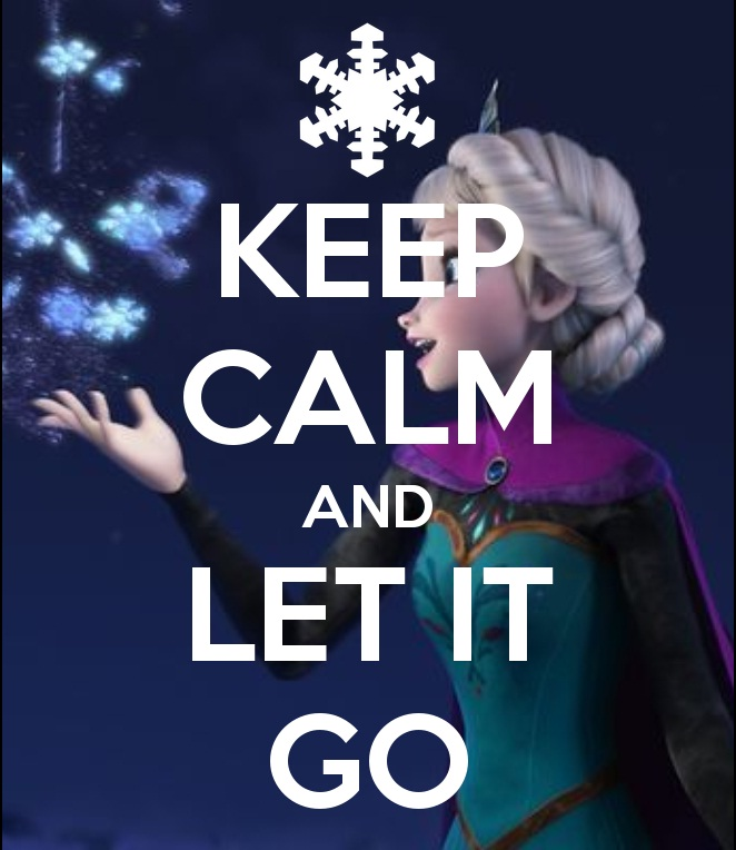 keep calm and let it go by lordani0512 on deviantart