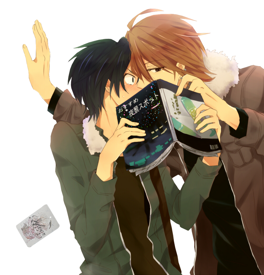 Renders Boys/ Yaoi Render__yaoi__by_mikeiry-d7cb5vk