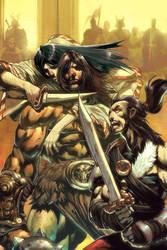 Conan Cover