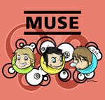 Muse logo by walktothewater