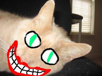 Happy Kitty by Savannah5123