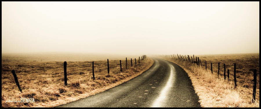Road to Mailhebiau by benisa