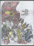 Pointillism Bionicle
