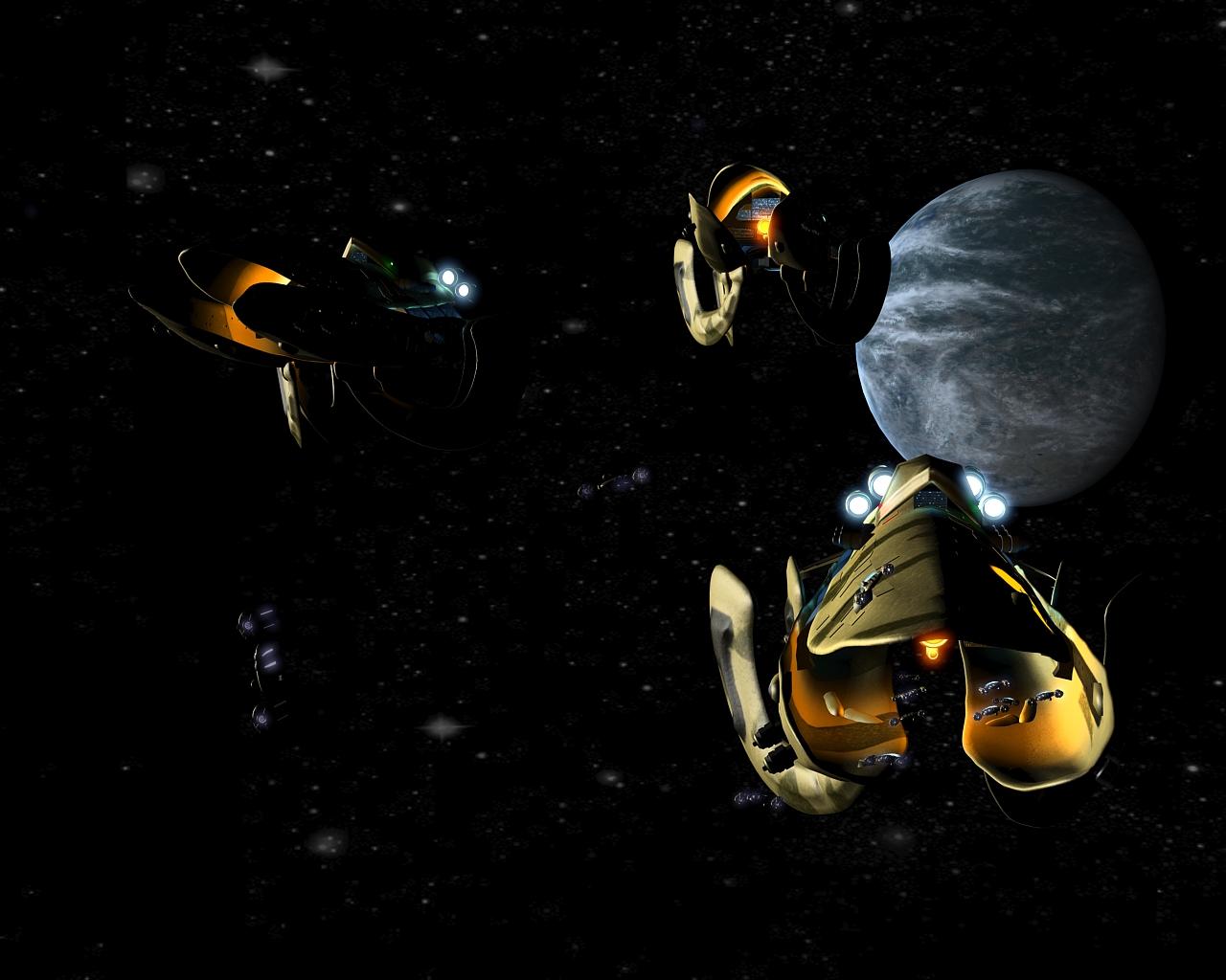 Protoss Battle Group 7 by crazyYoda