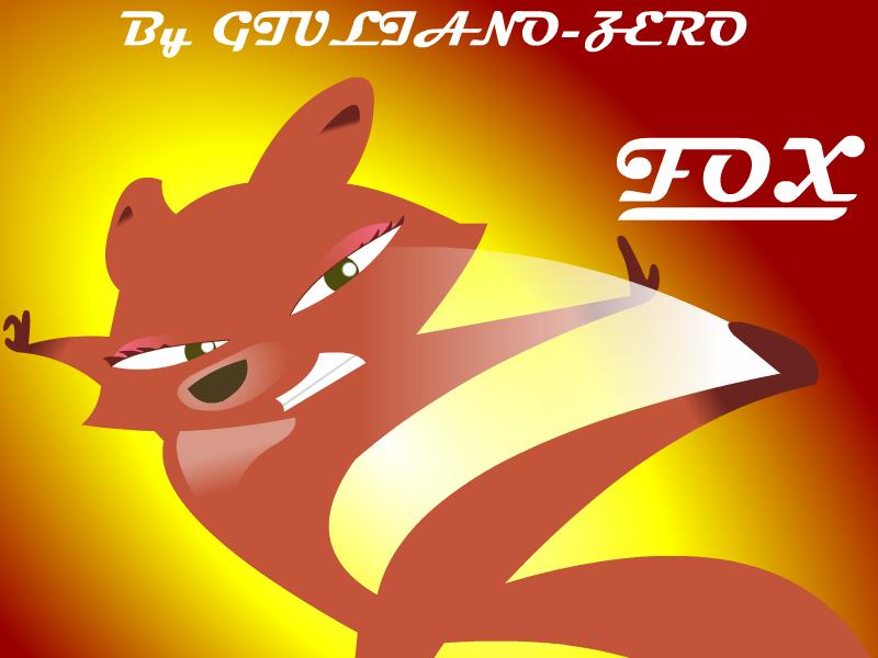 Fox - Backflip kick by giuliano-zero
