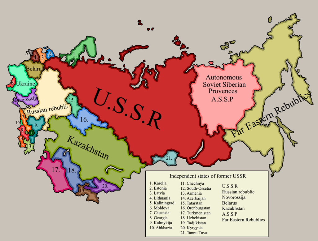 Why did the USSR collapse 29