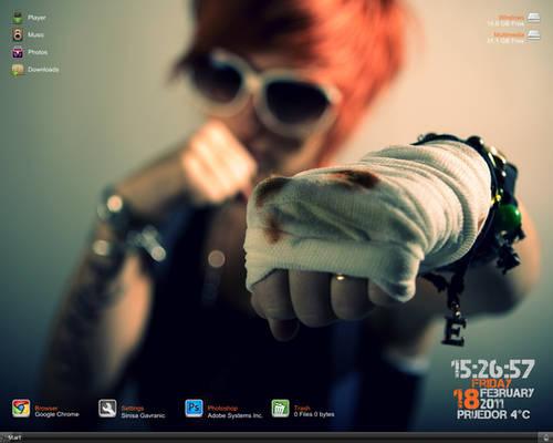 Desktop Screenshot - Knockout