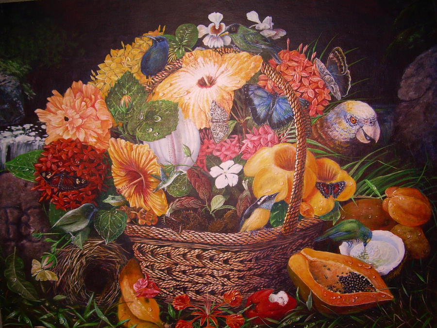 B.G.Nash's Floral Legacy by BGNash