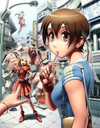Sakura Legends Tribute 2 by Omar-Dogan