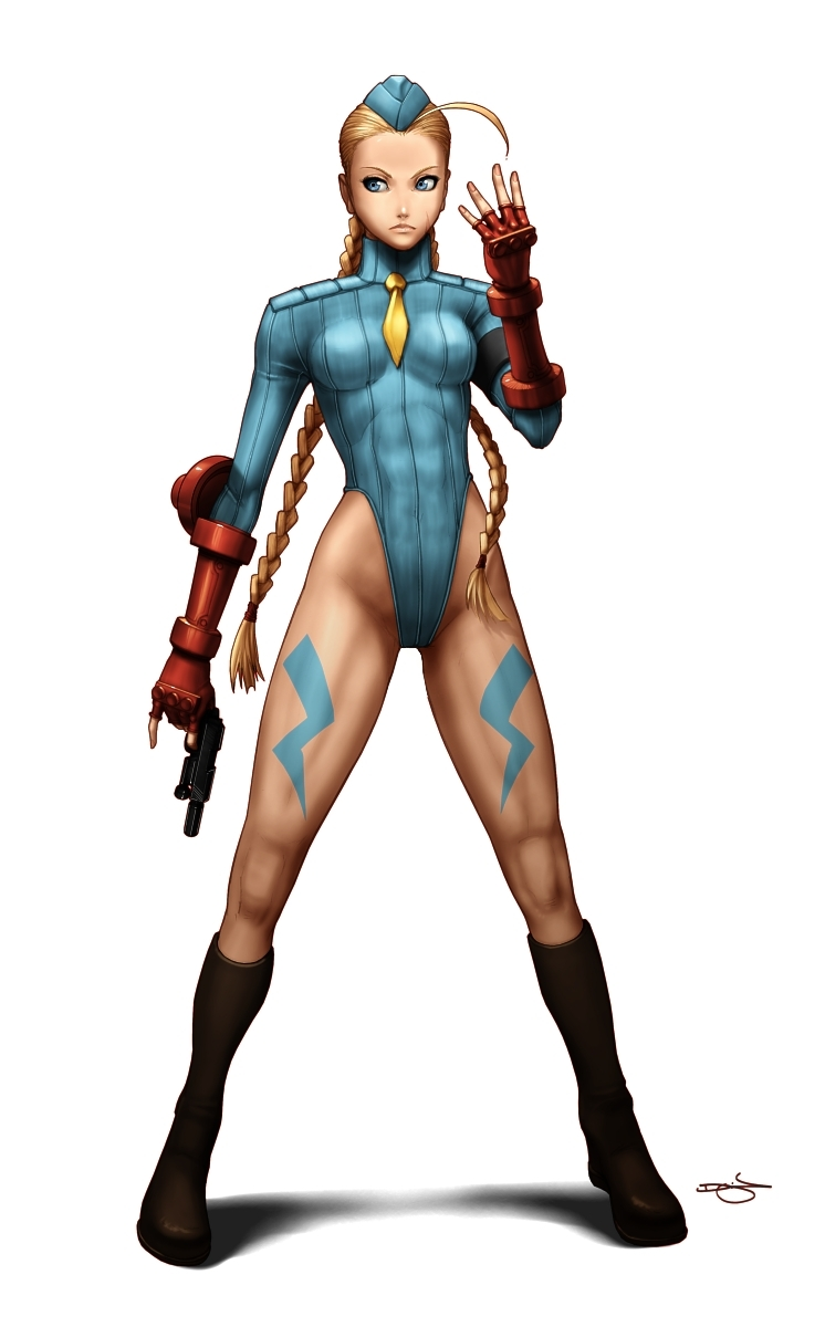 Cammy Killer Bee by Omar-Dogan