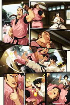Makoto B-up Story pg 2 of 4