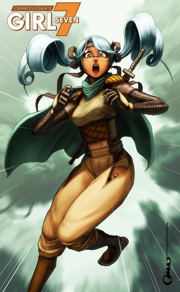 Nasha Ninja by Omar-Dogan