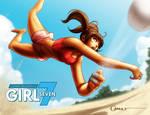 Alexi  Beach Volley Ball