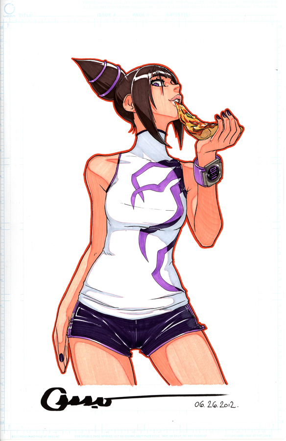 Juri Pizza by Omar-Dogan