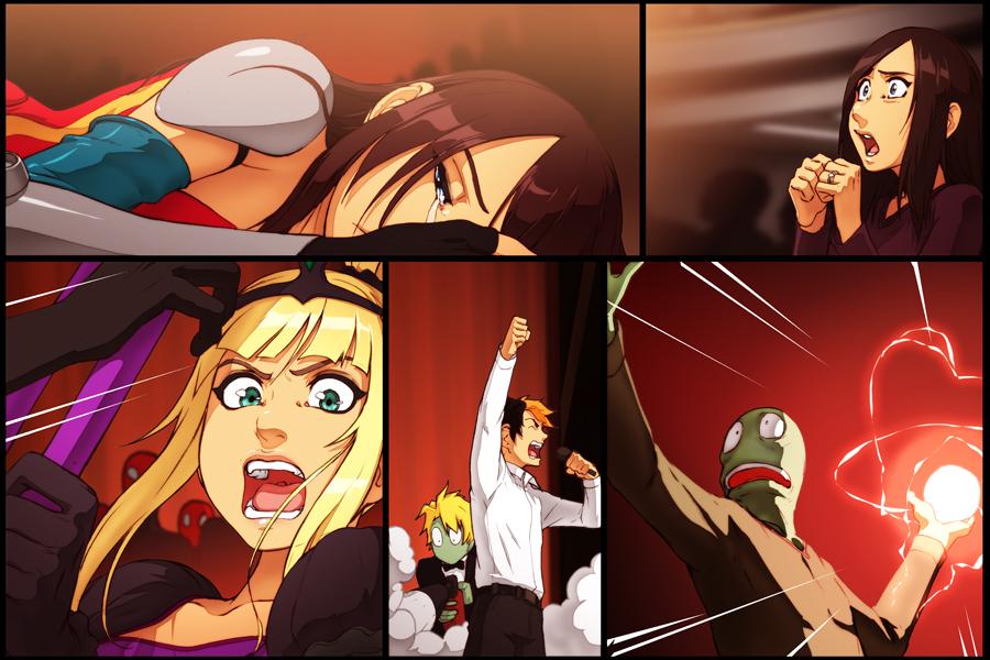Wonder Momo - page 177 by Omar-Dogan