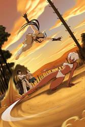 Ibuki Legends #3 page 1 by Omar-Dogan