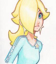 Rosalina Star Shirt by Omar-Dogan