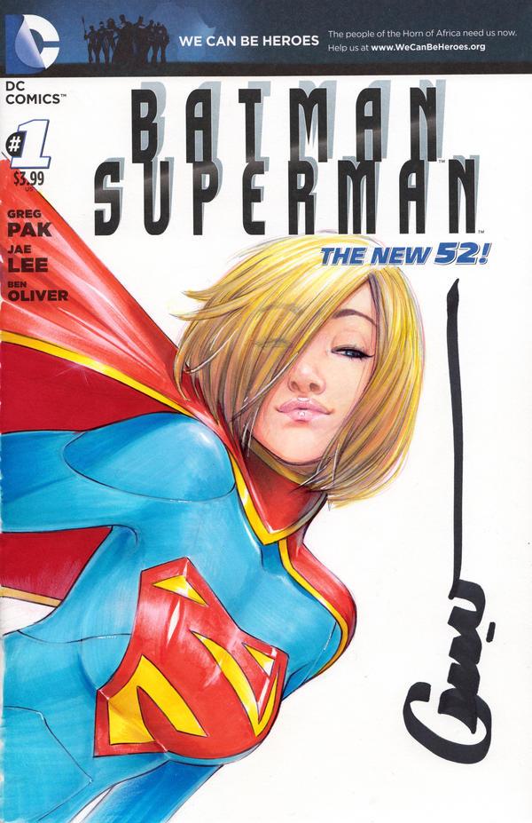 Supergirl by Omar-Dogan