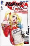 Harley Quinn by Omar-Dogan
