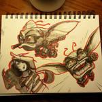 Toronto Cicada invasion