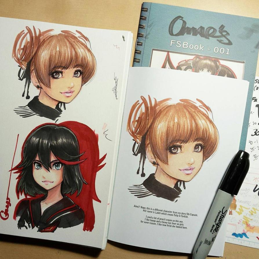 laleh in Omar's FSBook001  by Omar-Dogan