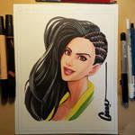 SFV Laura by Omar-Dogan