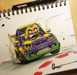 Wario Drift Team Weeners by Omar-Dogan